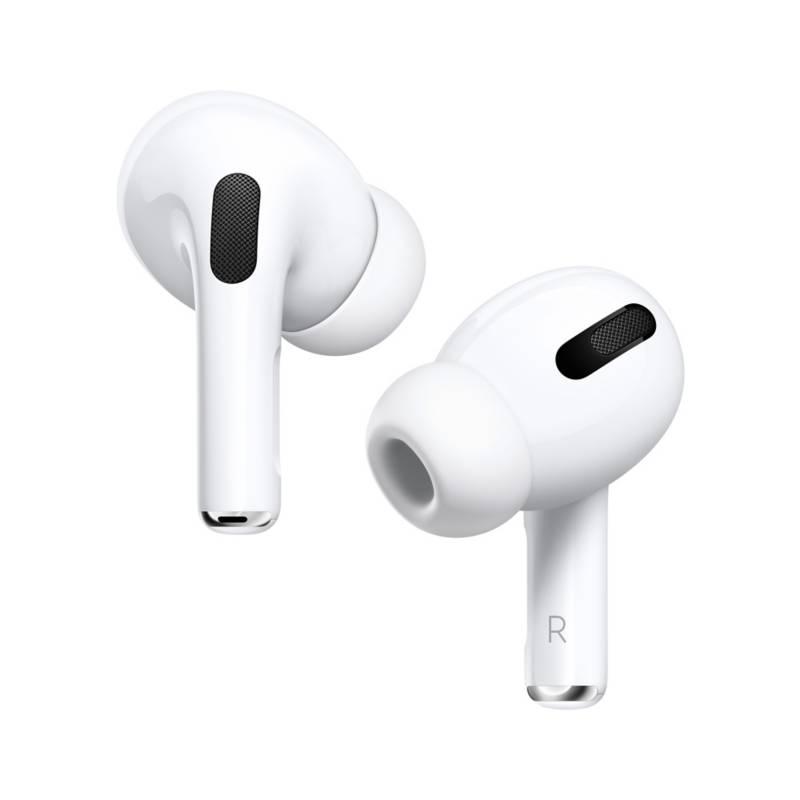 Apple - AirPods Pro con estuche carga inalámbrica