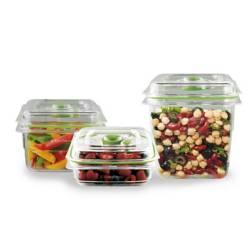 Oster - Set 3 contenedores Fresh FoodSaver C020X