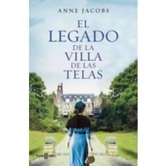 PENGUIN RANDOM HOUSE - El Legado De La Villa De Las Telas