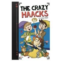 PENGUIN RANDOM HOUSE - Crazy Haacks Y El Espejo Magico (5)
