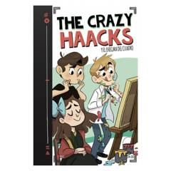PENGUIN RANDOM HOUSE - Crazy Haacks Y El Enigma Del Cuadro