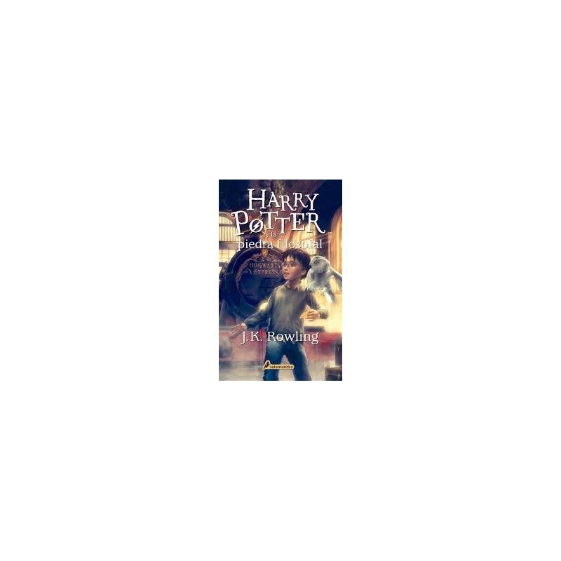 PENGUIN RANDOM HOUSE - Harry Potter Y La Piedra Filosofal