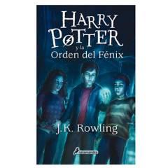 PENGUIN RANDOM HOUSE - Harry Potter Y La Orden Del Fenix (