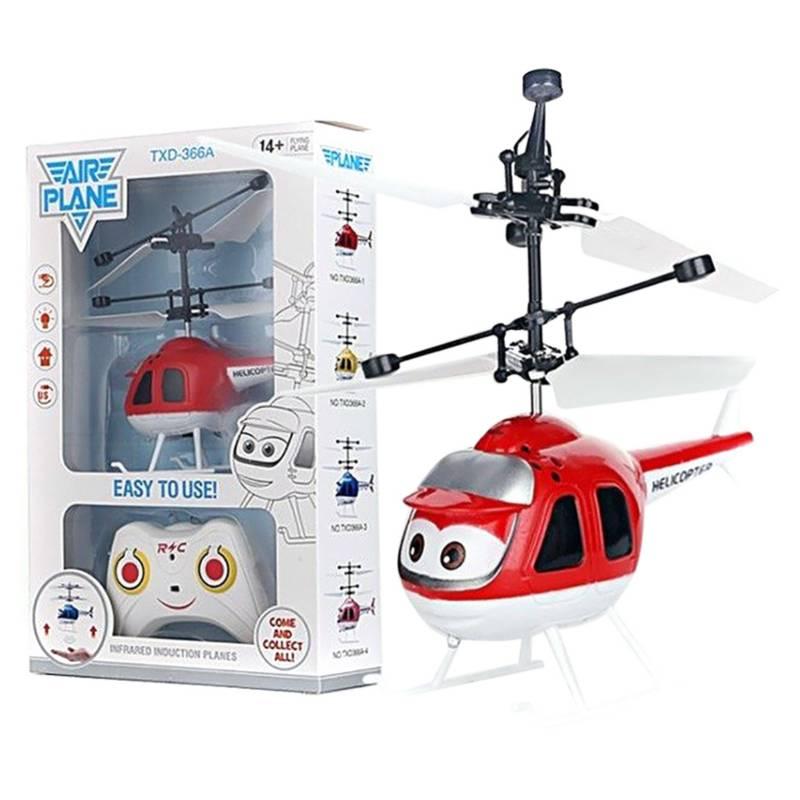 ORGANIC MARKET  ( LOGO) - Helicóptero Volador Control Remoto