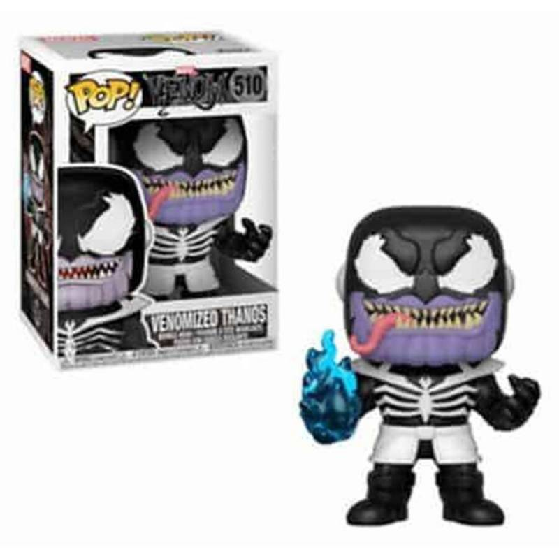 Funko - Funko Pop Marvel Venom Thanos