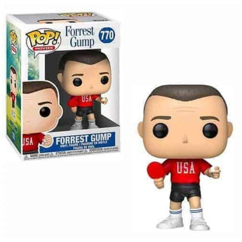 FUNKO - Funko Pop Movies Forrest Gump Forrest Ping Pong Outfit