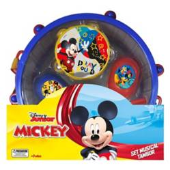 Disney - Tambor Musical Mickey