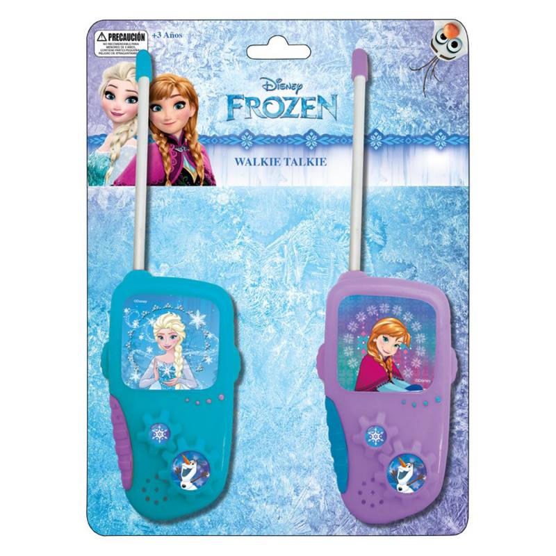 DISNEY - Set Walkie Talkie Frozen Disney