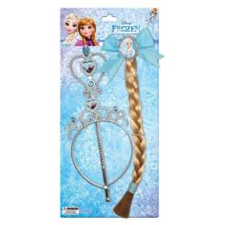 Disney - Set de Trenza con Accesorios Frozen Disney