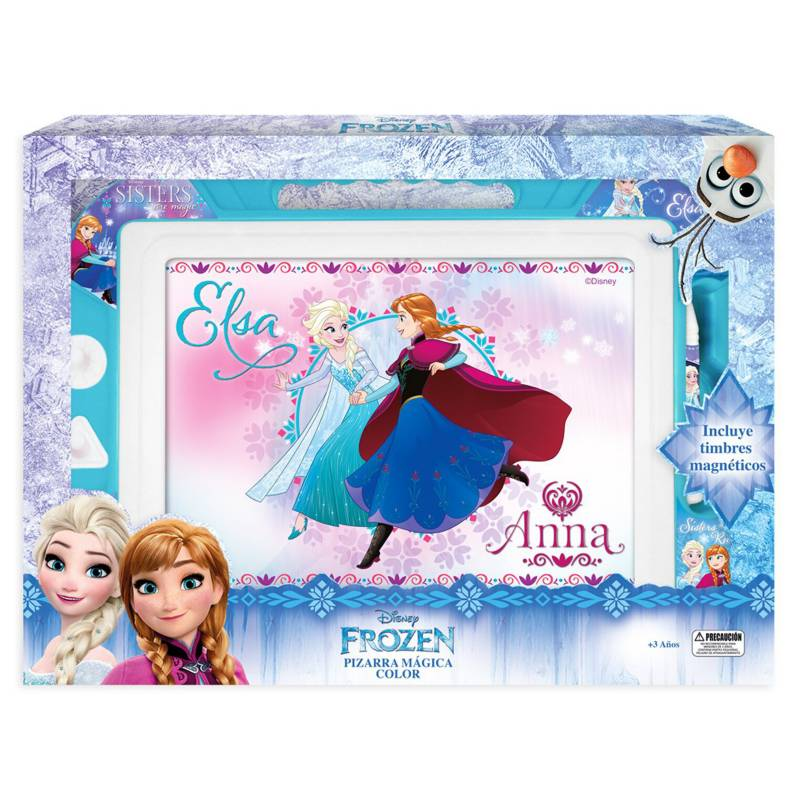 Disney - Pizarra Magica Color Frozen