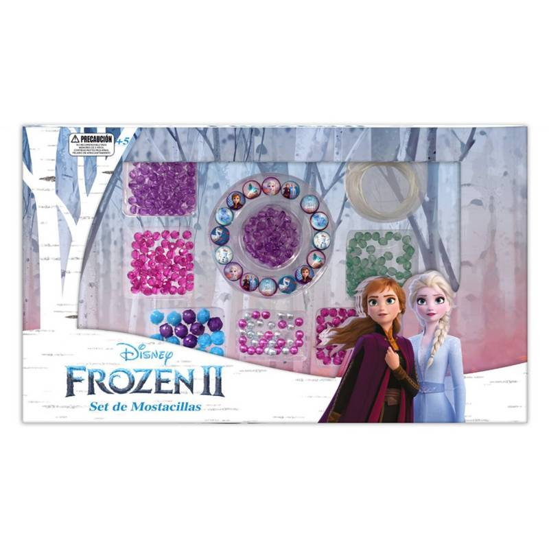 Disney - Set de Mostacillas Frozen