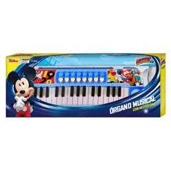 Disney - Organos con Microfono Mickey
