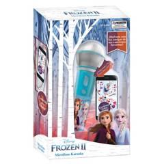 Disney - Micrófono con Conexión Frozen Disney