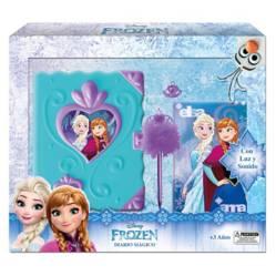 Disney - Diario de Vida Magico Frozen