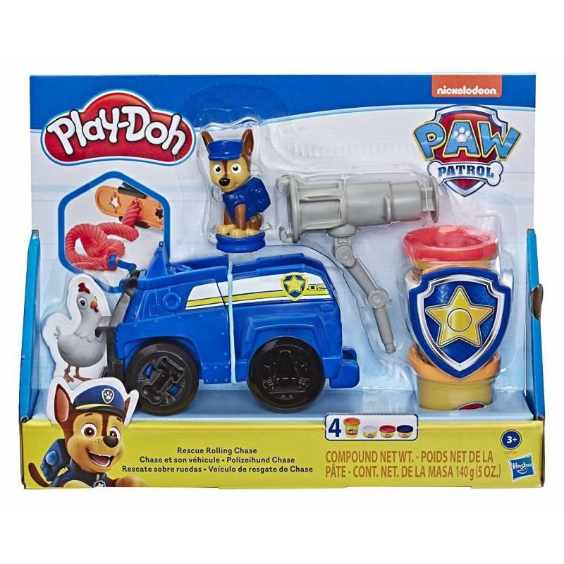 Play Doh Paw Patrol Chase En Español