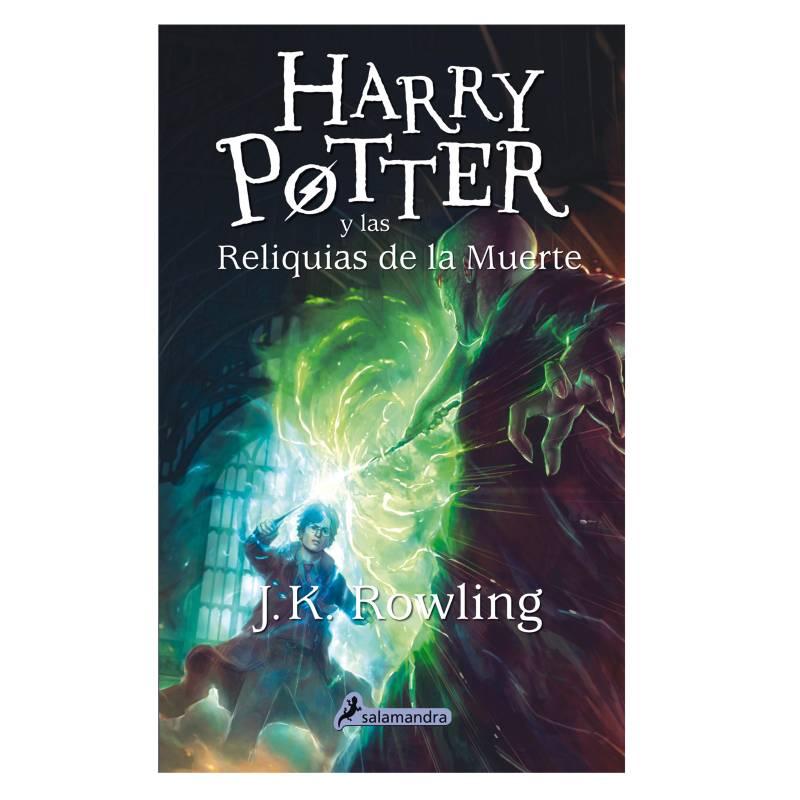 Penguin Rh - Harry Potter Y Las Reliquias De La