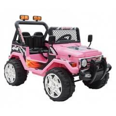 TALBOT - Jeep Doble Asiento Rosa