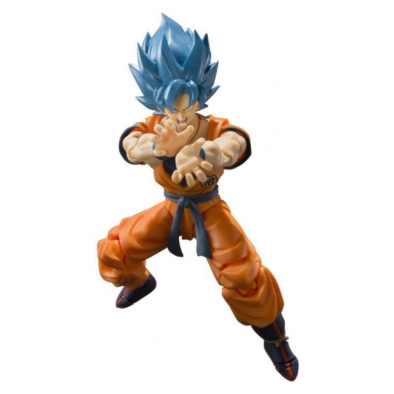 Tamashii Nations - S.H.Figuarts Super Saiyan God Super Saiyan Goku