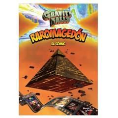 EDITORIAL PLANETA - Gravity Falls Raromagedon