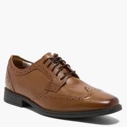 Clarks - Zapato Formal Cuero Hombre Tilden Wing D.Tan