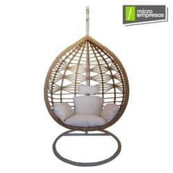 EL BARCO - Silla Colgante L Bamboo