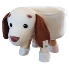 EL BARCO - Silla Niño Pouf Animal Design - Toby