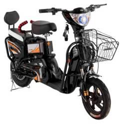 Bicicleta Eléctrica Batería Desmontable 48V 12A