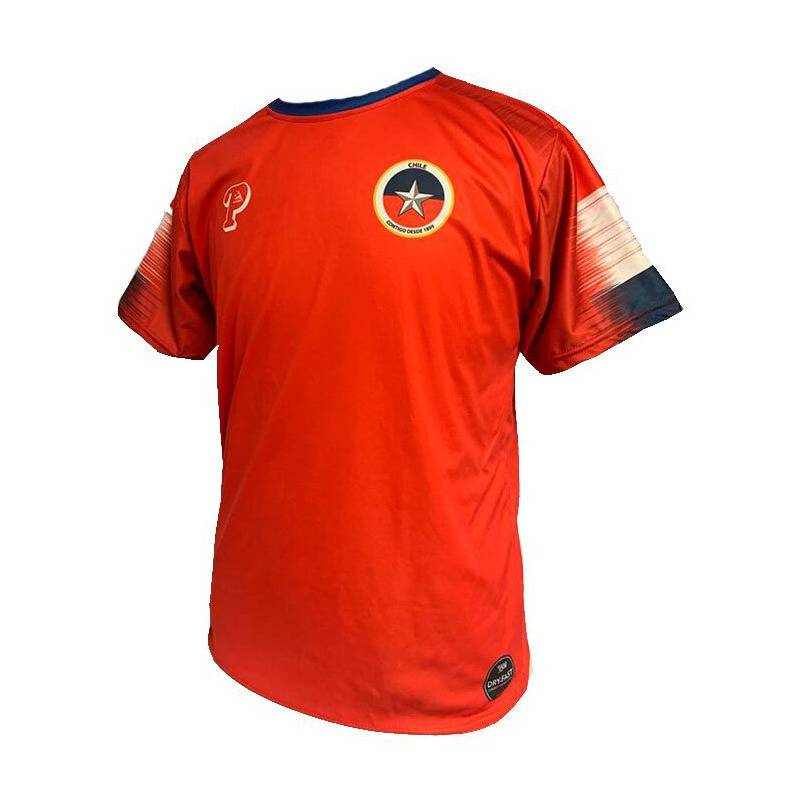 PASEGOL - Camiseta Hinchada Chile