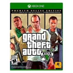 Grand Theft Auto V Premium Online Edition (X One)
