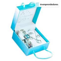 Set de joyas relojcollararetesanillo