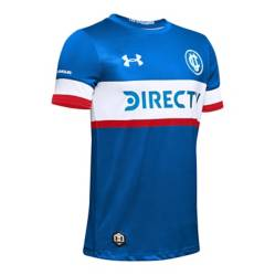 UNDER ARMOUR - Camiseta de Fútbol Universidad Católica Niño