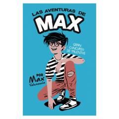 PENGUIN RANDOM HOUSE - Las Aventuras De Max