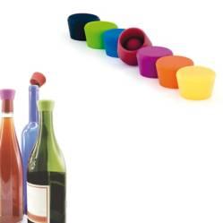 Pulltex - Tapón Silicona Vino