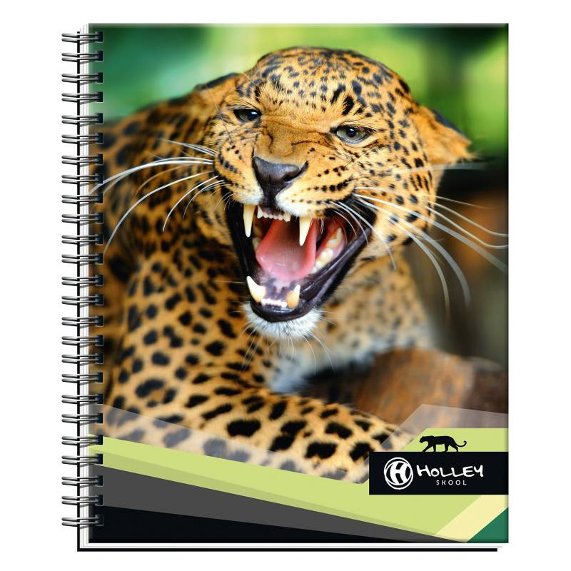 Holley Skool - Cuaderno Universitario Puma