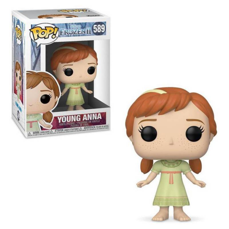 Funko - Funko Pop Disney Frozen 2 Young Anna