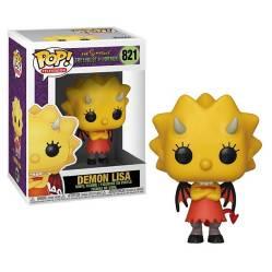 Funko - Funko Pop Animation Simpsons S3 Demon Lisa