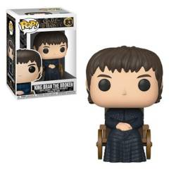 Funko - Funko Pop Tv Game Of Thrones King Bran The Broken