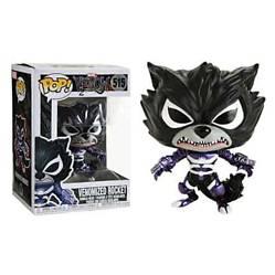 Funko - Funko Pop Marvel Venom Rocket Raccoon