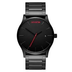 MVMT - Reloj Hombre Classic Black Link 45 mm