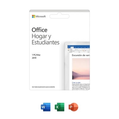 Office Home And Student 2019 Mac y Pc