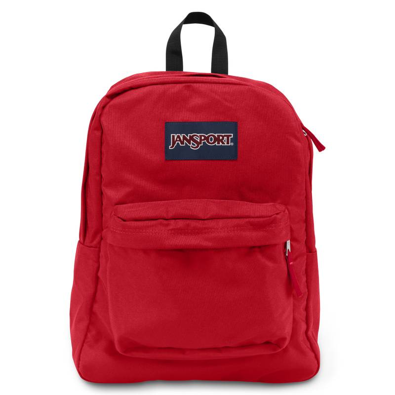 Jansport - Mochila Juvenil Superbreak Red Tape