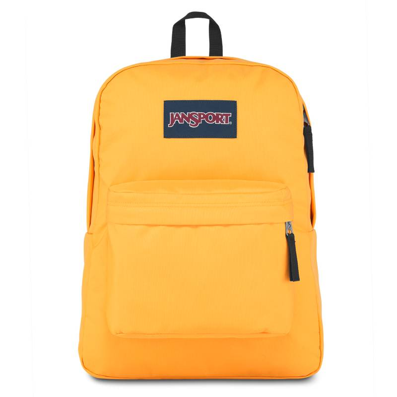 Jansport - Mochila Juvenil Superbreak Spectra Yellow