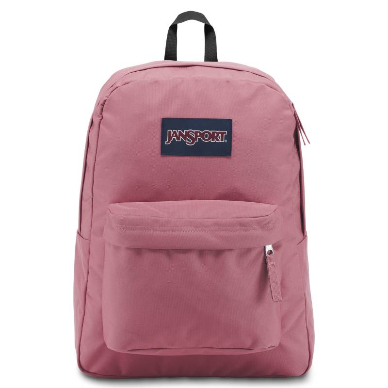 Jansport - Mochila Juvenil Superbreak Blackberry Mousse