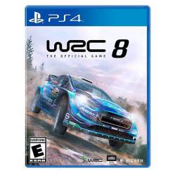 Wrc 8 Fia World Rally Championship Ps4