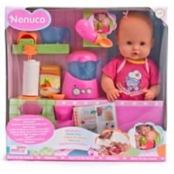Bebe Nenuco Comidita