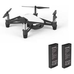 DJI Dron Acróbata Tello HD 720p 5 MP  2 Baterías