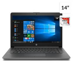 "Notebook HP 245 G7 14"" AMD A4 4GB 500GB W10H"