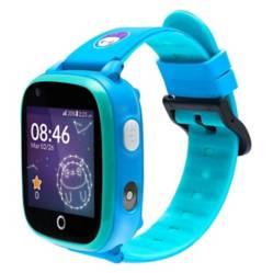 Momo - SoyMomo Space  4G Reloj GPS Niño Azul