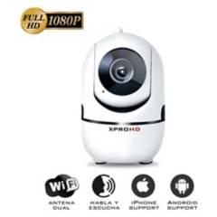 XPROHD - Cámara Seguridad IP WiFi SmartHome FULLHD Mov-Audio