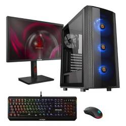 INTEL - Pc Gamer Battlestation Intel Core I7-9700K Nvidia